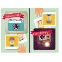 Carterilla Foto-Carnet caja de 500 Uds.