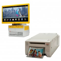 Kiosko Kodak G4XL + Impresora 305