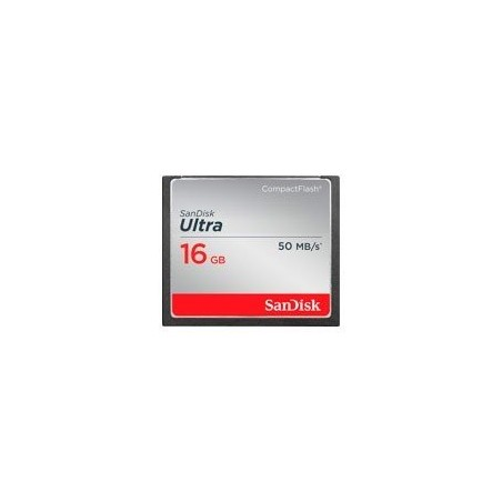 Compact Flash 16Gb Sandisk Ultra