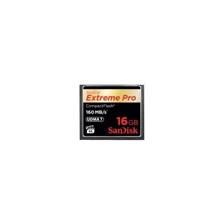 Compact Flash 16Gb Sandisk Extreme Pro