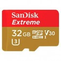 SDHC Micro 32Gb Sandisk Extreme