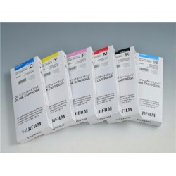 Cartucho tinta DX100 de 200 ml (negro, amarillo, magenta, cyan, azul cielo y rosa)