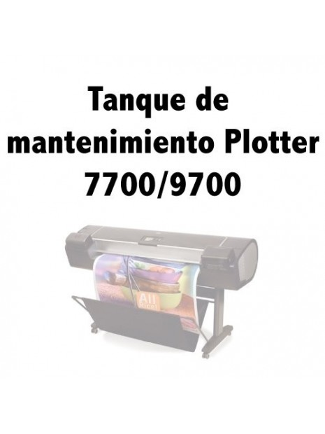 TANQUE MATENIMIENTO PLOTTER 7700/9700