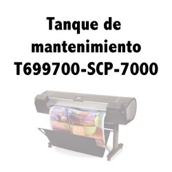 TANQUE MANTENIMIENTO T699700 - SCP-7000