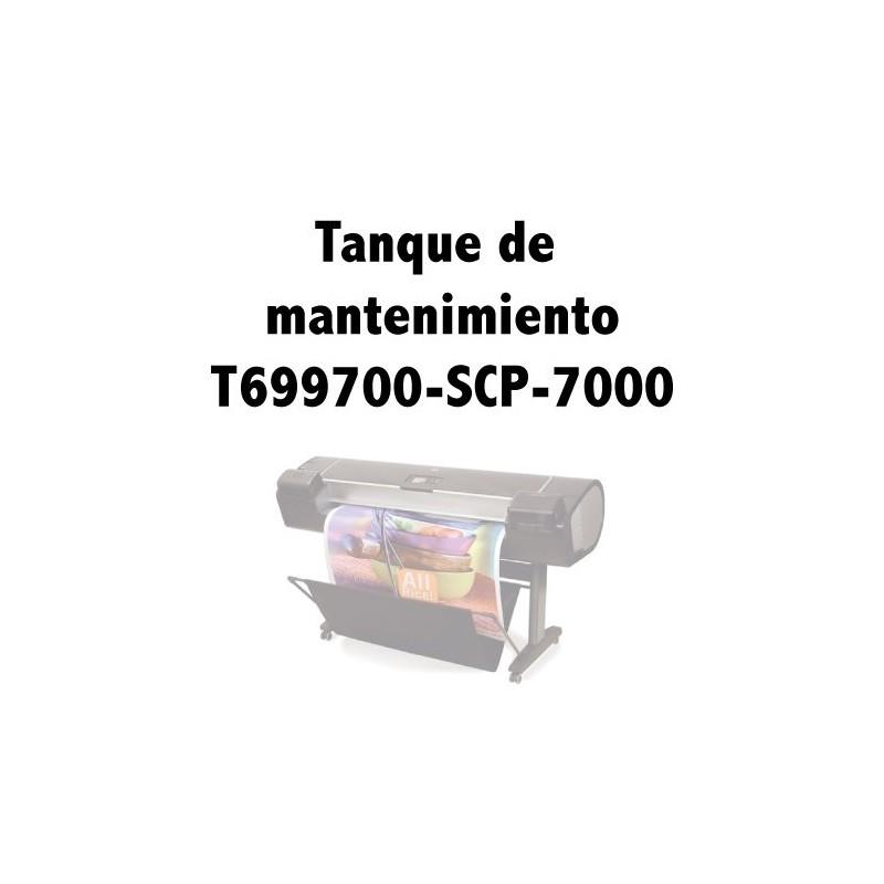 TANQUE MANTENIMIENTO T699700   - SCP-7000