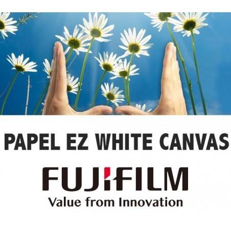 EZ WHITE CANVAS 340gr. 61x15