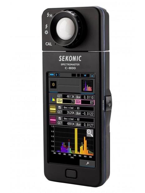 SEKONIC SPECTROMASTER C-800