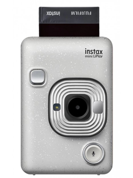 Instax Mini Liplay Stone White Ex D