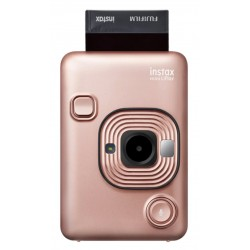 Instax Mini Liplay Blush Gold Ex D