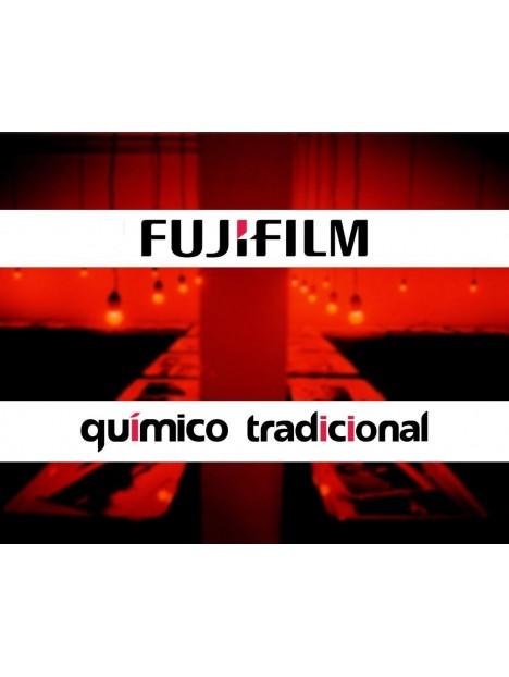 Químico Tradicional Fujifilm Universal Dev Starter 6x1L Conc