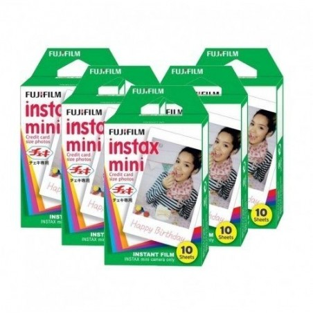 COLORFILM INSTAX MINI GLOSSY (10/PK)