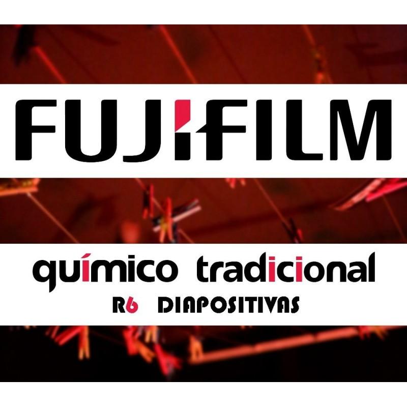 FUJI QUIMICO XC944652 PRO6 1er.REVELADOR P/100L.